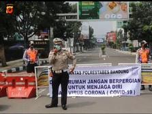 Jabar Nihil Zona Hijau, Kota Bandung & KBB Zona Merah!