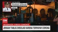 VIDEO: Jemaah Tabligh Diisolasi Karena Terpapar Corona