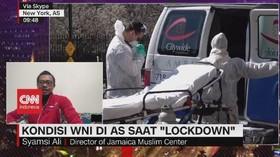 VIDEO: Kondisi WNI di AS Saat 'Lockdown'
