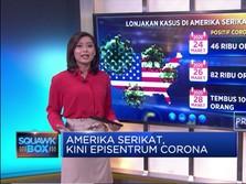 Amerika Serikat Kini Jadi Episentrum Corona