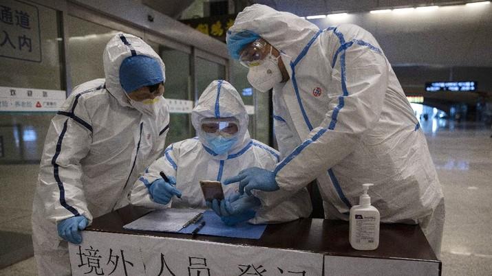 Persebaran virus corona semakin meningkat di seluruh dunia.