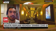 VIDEO: Industri Perfilman Indonesia Terimbas Covid-19