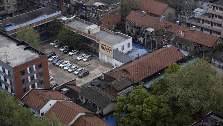 Wuhan Bangkit dari Corona, Toko-Toko Mulai Buka Lagi