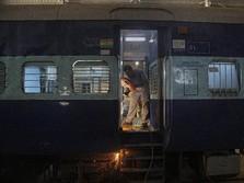 Top! India 'Sulap' Gerbong Kereta untuk Isolasi Pasien Corona