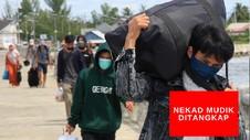 VIDEO: Jokowi Minta Warga yang Nekat Mudik Ditindak Tegas