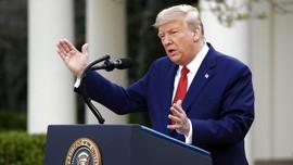 Trump Kini Akui Covid-19 Bukan Flu Biasa