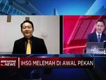 Reli IHSG Patah, Indeks Kembali Melemah Lebih dari 4%