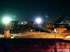 Pesawat Evakuasi Medis Meledak, 8 Penumpang Tewas