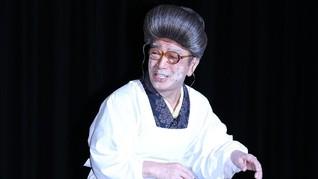 Komedian Jepang Ken Shimura Meninggal Dunia karena Corona