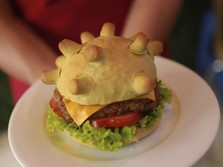 Viral Aksi Burger King Cs, Begini Gerak Saham Ritel Makanan