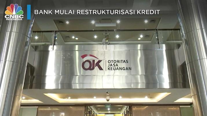 Bank Mulai Restrukturisasi Kredit
