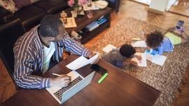 Panduan Cegah Corona Kemenkes saat Bekerja dari Rumah