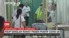 VIDEO: RSUP Sanglah Rawat Pasien Positif Covid-19