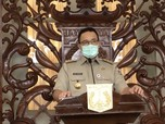 Anies Minta Luhut Setop Operasi KRL Selama PSBB DKI