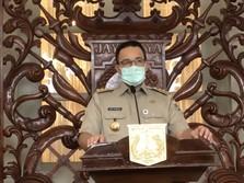 PSBB Jakarta, Tak Pakai Masker Bisa Kena Pidana