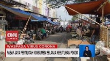 VIDEO: Pasar Jaya Permudah Konsumen Belanja Kebutuhan Pokok