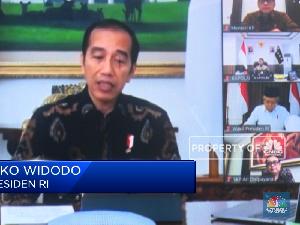 AS & Eropa Jadi Episentrum Baru, Ini Langkah Jokowi