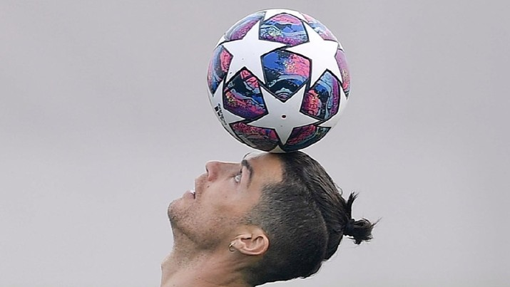 Cristiano Ronaldo. (Dok: IG. cristiano)