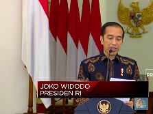 Tebar Stimulus, Jokowi Perlebar Defisit Jadi 5,07%