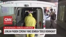 VIDEO: Jumlah Pasien Sembuh Covid-19 Terus Meningkat