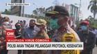 VIDEO: Polisi Akan Tindak Pelanggar Protokol Kesehatan