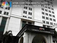Gegara Corona, Waktu Tagih Premi Asuransi Boleh 4 Bulan