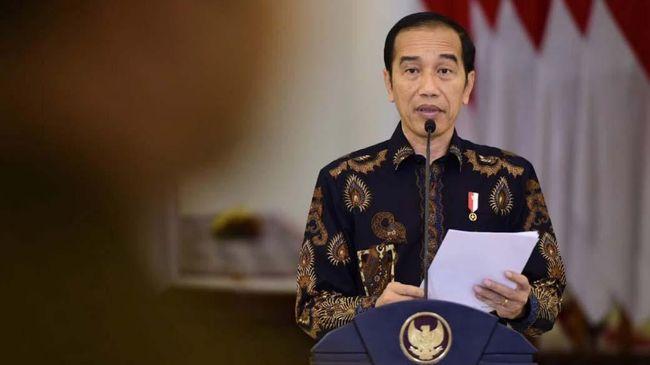 Rincian Sumber Dana Rp405 T ala Jokowi Lawan Corona