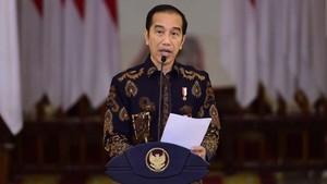 Pelanggar Aturan PSBB Jokowi Bisa Dipidana Setahun Penjara