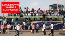 VIDEO: Warga India Terpuruk Paska Lockdown