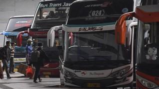 Anggota DPR Minta Luhut Restui Pelarangan Bus AKAP di Jakarta