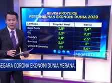 Gegara Corona Ekonomi Dunia Merana