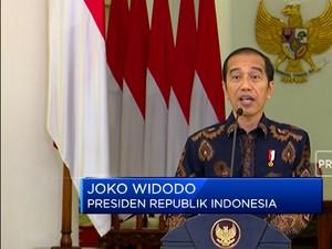Jokowi Minta Kepala Daerah Ikut Aturan Penerapan PSBB