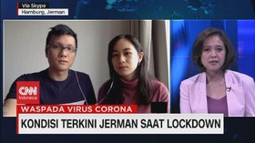 VIDEO: Kondisi Terkini Jerman Saat Lockdown