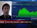 Kembali Rebound, IHSG Melonjak Lebih dari 3%