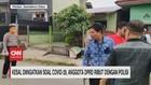 VIDEO: Kesal Diingatkan, Anggota DPRD Ribut dengan Polisi