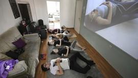 FOTO: Karantina Mandiri Ala 'Anak Kos' di Jerman