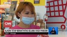 VIDEO: Alasan Tetap Beraktivitas Selama Pandemi