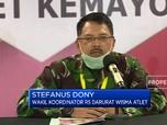 RS Darurat Covid-19 Wisma Atlet Rawat 413 Pasien