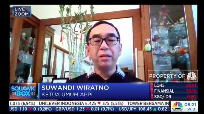 Suwandi Wiratno, Ketua Asosiasi Perusahaan Pembiayaan Indonesia (APPI)