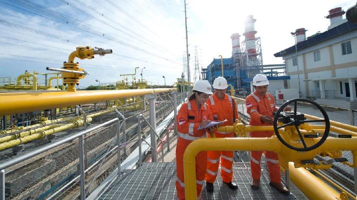 PGN Pastikan Pasokan Gas Ke Sektor Kelistrikan Aman