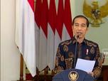 Jokowi Naikkan Jumlah Penerima PKH Jadi 10 Juta Keluarga