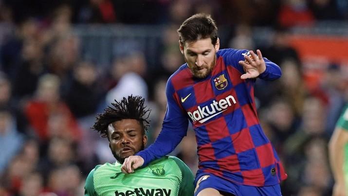 Lionel Messi. (Dok: IG. messi_messi10)