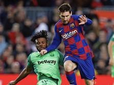 Gokil! Messi Kalahkan Pele, Cetak Rekor Gol Terbanyak