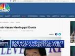 Ketua Umum PB PASI Bob Hasan Meninggal Dunia