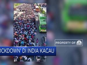 'Lockdown' di India Kacau, PM Modi Minta Maaf