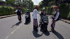 FOTO: Bali Tanggap Darurat Corona