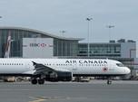Dihantam Corona, Maskapai Air Canada Rugi Rp 19,1 T