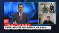 VIDEO: Ramai-ramai Karantina Wilayah (4/4)