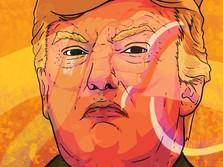 Sebut Rusia & Arab Saudi Gila, Trump Turun Tangan Soal Minyak