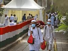 Aduh, 14 WNI Jamaah Tabligh Terinfeksi Corona di India